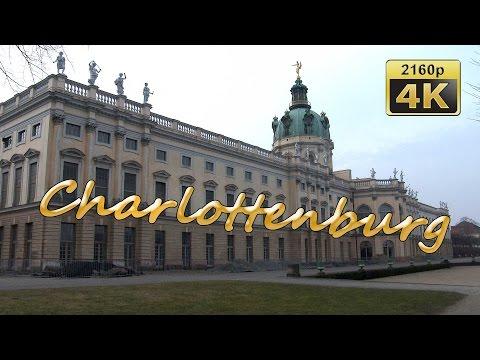 Charlottenburg Palace, Berlin - Germany 4K Travel Channel