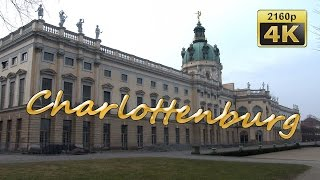 Charlottenburg Palace, Berlin - Germany 4K Travel Channel