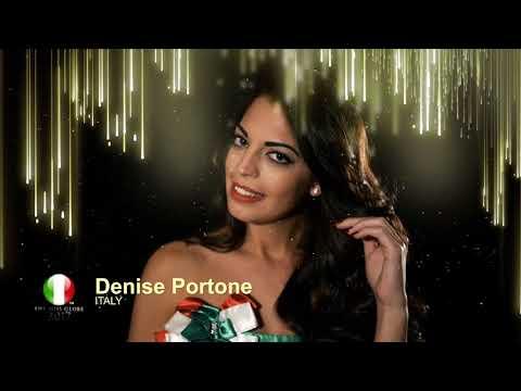 The Miss Globe ™ 2017 - Italy