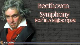 Beethoven Symphony No 7 in A Major Op 92