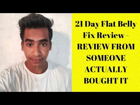 21 Day Flat Belly Fix Review | My True Experience (2019)