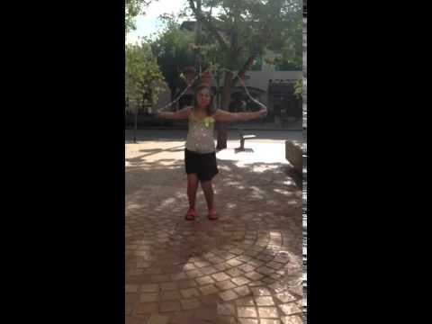 2015 Colorado Marin jump rope