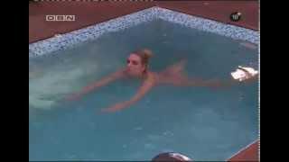 Ava Karabatić u kupaćem kostimu - Veliki Brat VIP 5 (07.04.2013.)