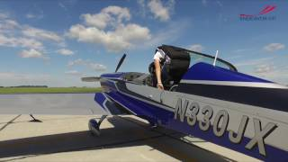 endeavor pilot to display topsy turvy talents at osh17