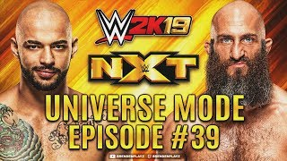 "Gambar cover ""They're Back!"" | ""WWE 2k19 Universe Mode"" | #39 (WWE 2k19)"