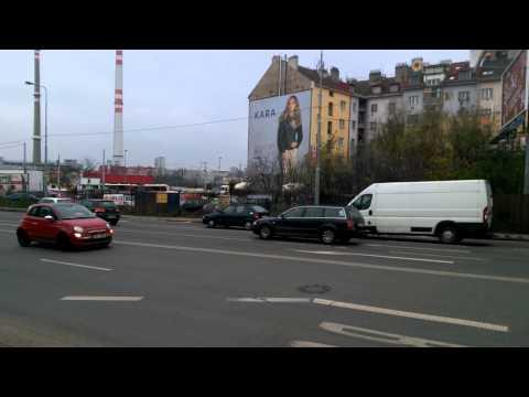 ZTE Grand S Flex (testovací video) - 1080p, exteriér