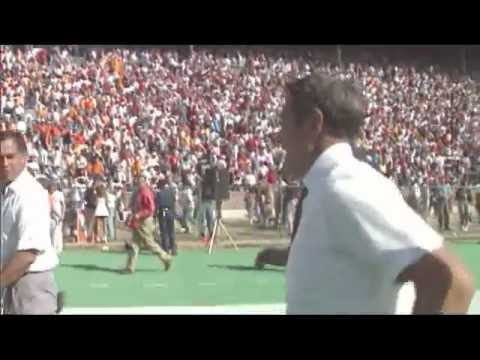 Gene Stallings: A Legendary Football Coach - YouTube