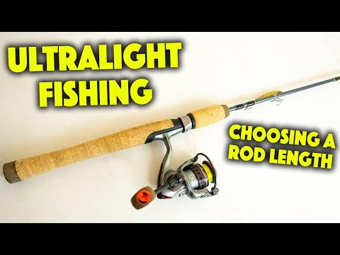 What Length Rod Should You Use For Ultralight Fishing?