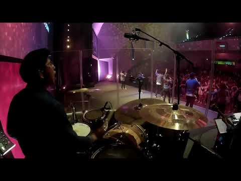 Chris Tomlin - At The Cross (Love Ran Red) - Live Drum Cover