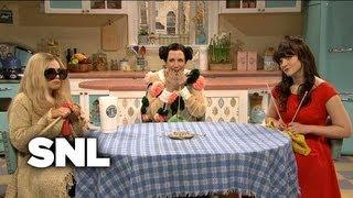 Bein' Quirky With Zooey Deschanel (Featuring Zooey Deschanel) - Saturday Night Live