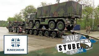 #59 Auf Stube on Tour: Schwer auf Achse - Bundeswehr