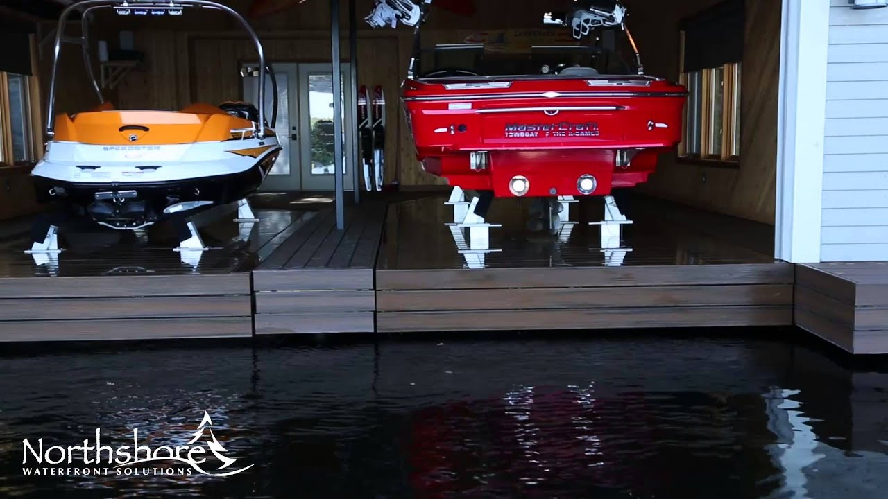 Northshore Platform Lifts Boat Lifts For Serious