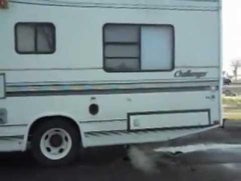 1991 Damon Challenger 31 foot motor home, 454 V8! - YouTube