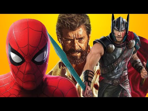 Ranking My Top 6 Superhero/ComicBook Films of 2017!