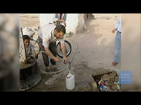 How Iraq's Neglect Made Basra's Water Unsafe To Drink