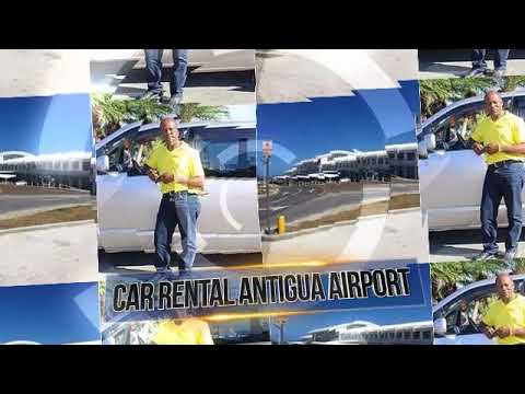 Catch Up With A Car Rental Antigua Airport From Pete's Taxi And Car Rentals