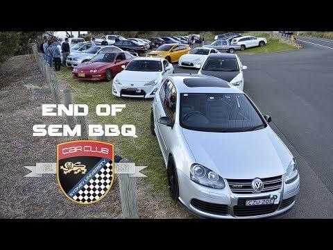 BBQ in Stanwell Park - Sydney Uni Car Club