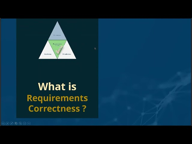 Improve the quality of your requirements using advanced Correctness metrics in RQA - QUALITY Studio