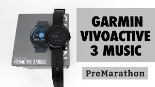 Garmin Vivoactive 3 Music: review + tutorial.