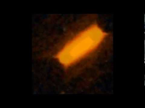 Strange Object Moving through our solar system wikisky