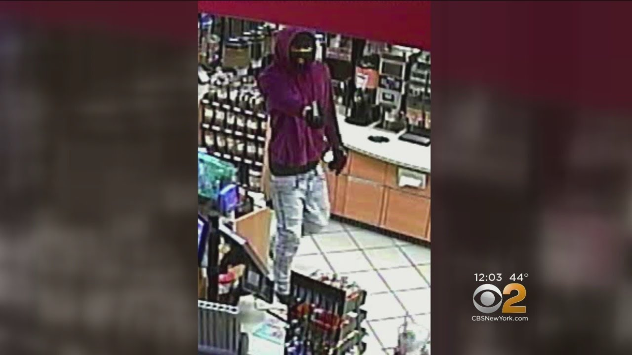 Police Seek Suspect In Killing Of Gas Station Clerk