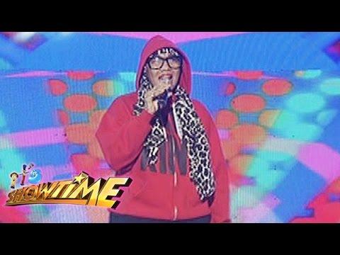 It's Showtime: Diana King sings 'Shy Guy'