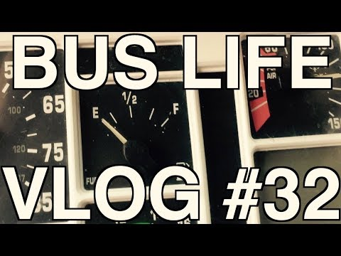 Running Out of Fuel? | Life on a Bus