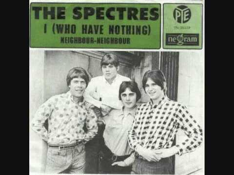 The Spectres (pre Status Quo) - I (Who Have Nothing) (1966)