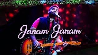 Janam Janam (Live)  Arijit Singh (HD)   Dilwale