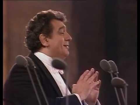 Placido Domingo. Dein ist mein ganzes Herz.