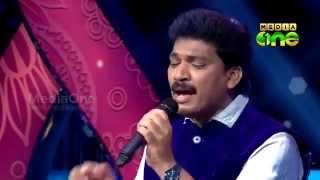Pathinalam Ravu Season3 Guest Adil Athu Singing