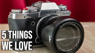 5 Things We Love About the Fujifilm X-T3 - Mirrorless Camera Review