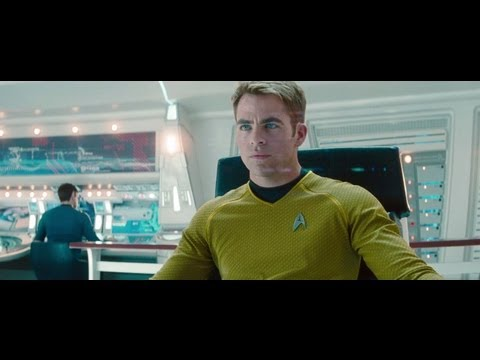 Star Trek Into Darkness Official Trailer 2