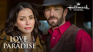 Love in Paradise - Starring Luke Perry and Emmanuelle Vaugier - Hallmark Channel