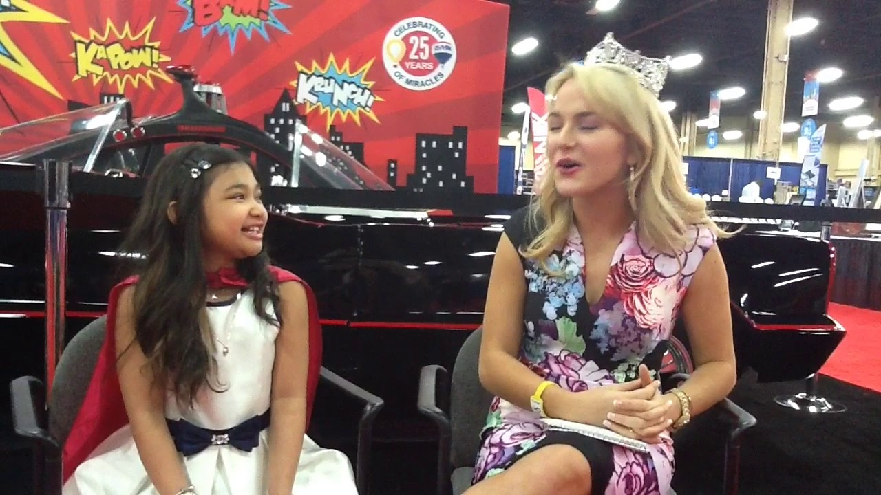 America's Got Talent Star Angelica Hale Shares Her Story with Miss America