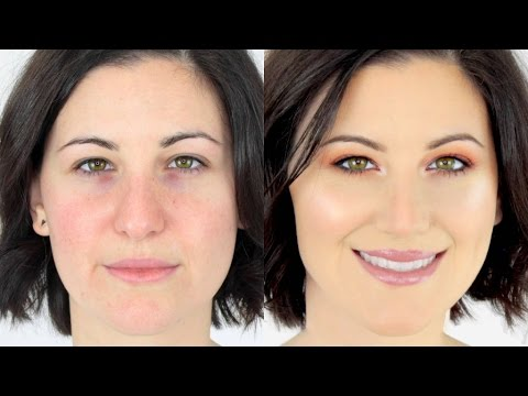Hooded Eyes Makeup (Deep Set Eyes) | STEPHANIE LANGE - YouTube