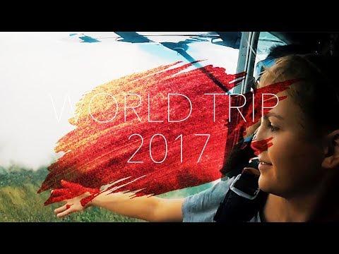 WORLD TRIP 2017 (Official Video)   Asia & Oceania   Sam Kolder Inspired