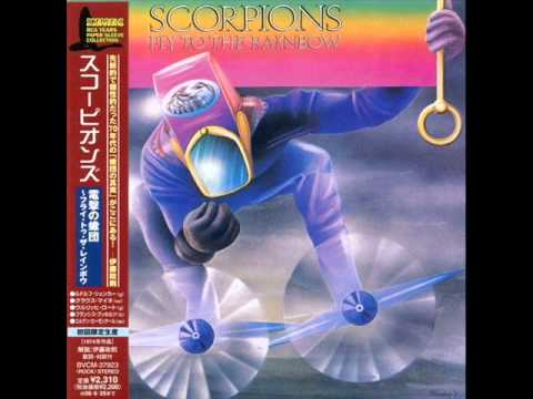 SCORPIONS - FLY PEOPLE FLY (HQ)