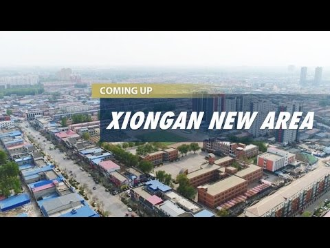 A closer look at the Xiongan New Area