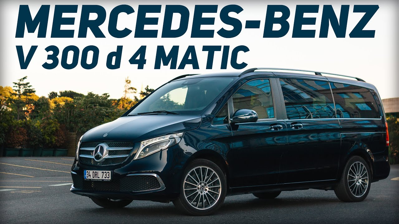 Mercedes-Benz V 300 d 4MATIC