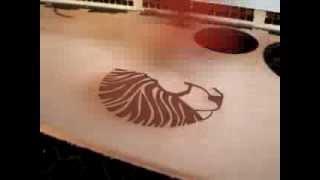 Indy Laser Designs Laser Engraving Leather