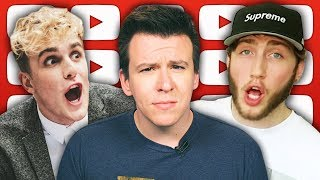 huge assault accusations blow up against top youtuber defamation claims and more