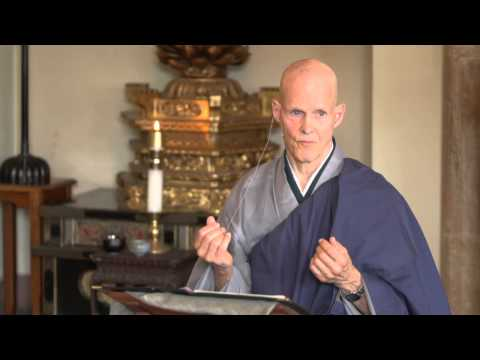 """""""In the Buddha Way, We are Supporting All Beings"""" ~ A talk by Reb Anderson ♡  Zen Dharma 2013"""