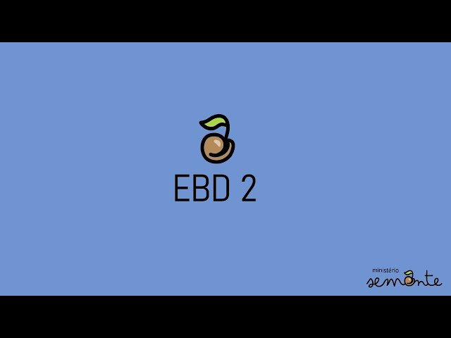 EBD 2 - 21-06 - OS MILAGRES DE JESUS