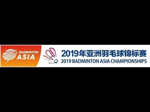 Badminton Asia Championships 2019 - GIDEON/SUKAMULJO Vs. CHANG/YEUNG