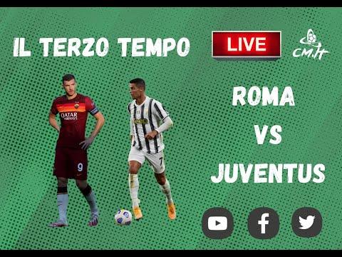 🔴Serie A, post partita di Roma-Juventus: tutti i commenti al primo big match della stagione
