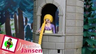 Rapunzel  Märchen Familie Jansen / Kinderfilm / Kinderserie/ Raiponce/