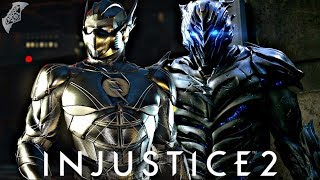 Injustice 2 Online - SAVITAR FLASH!