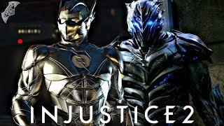Injustice 2 Online - SAVITAR FLASH!