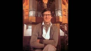 Peter Hurford J S Bach Passacaglia Fugue In C Minor Bwv 582 Hq Audio